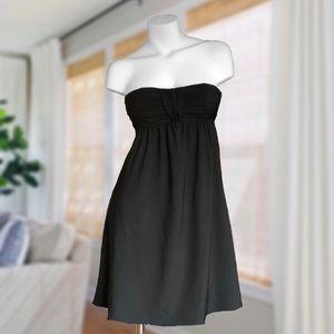 NWOT The Limited | Strapless Black Dress